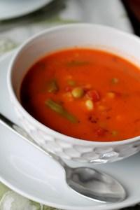Vegetable Soup - Hall Nesting