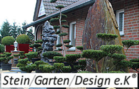 Stein Garten Design E K® HALLO LUEBBECKE