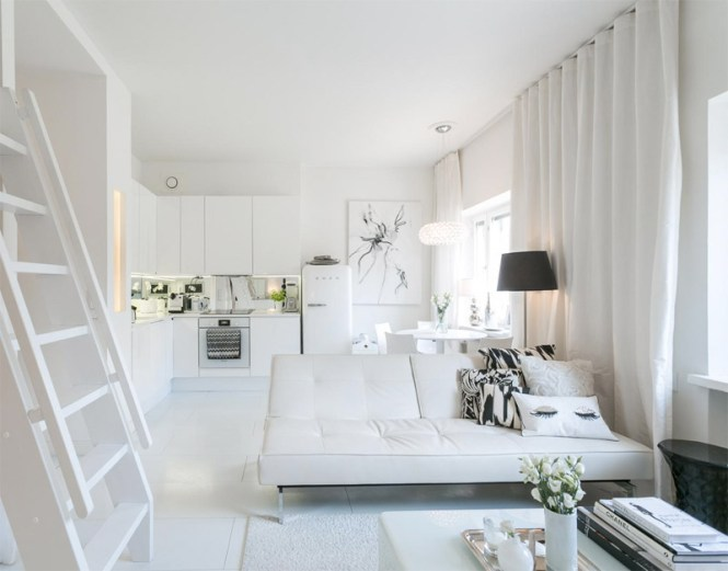 Loft Bed And Walk In Closet