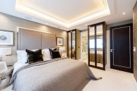 Contemporary apartment interiors in London | Hall of Homes