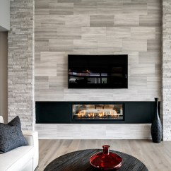 Living Room Fireplace And Tv Interior Design Arranging Furniture With Contemporary Lifestyle In A Modern Home By Visbeen Architects