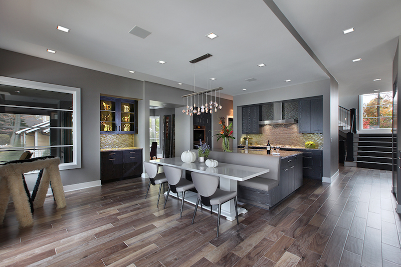 Home Design Meets West Coast Aesthetic With An Asian Influence