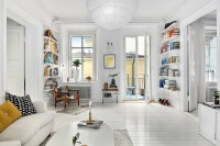 Perfect scandinavian interior design