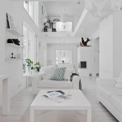 Living Room Decor For Apartments Sherwin Williams Paint Colors Designing Home Interior In A Pure White Palette | Hall Of ...