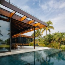 Modern Tropical Architecture Design