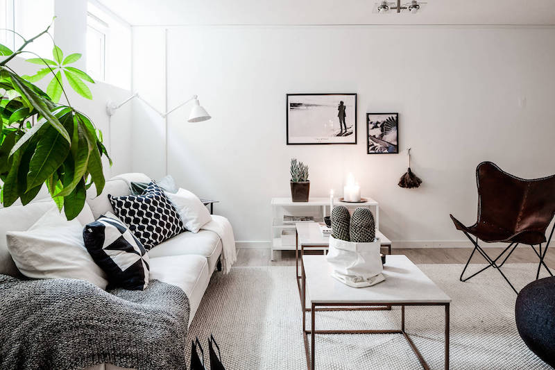 modern interior design living room black and white manly ideas clean scandinavian style