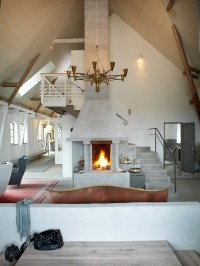 Summer house dream in rustic and modern style