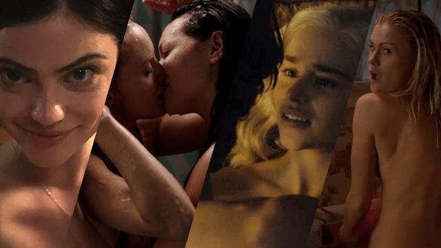 Serie Tv 8 attrici che amano girare scene di sesso