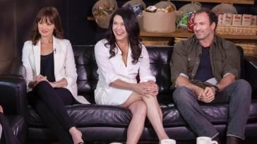 L'idea per il nuovo revival di Gilmore Girls: una trama con Luke, Lorelai e il figlio di Rory