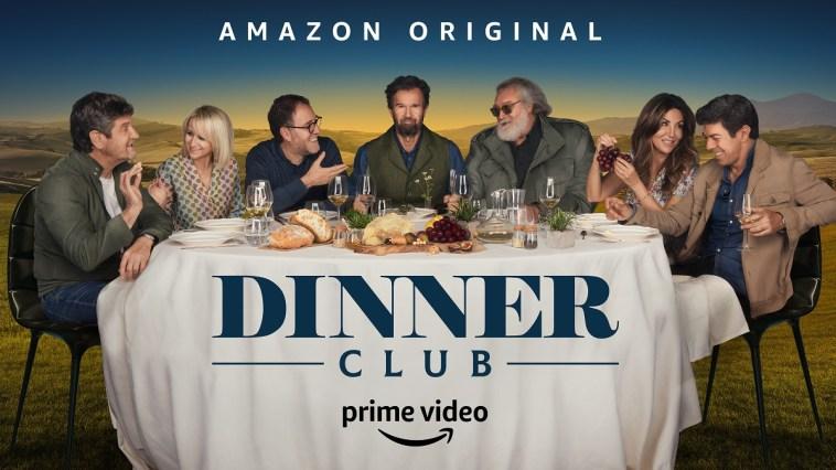 Siamo stati alla conferenza stampa di Dinner Club, il nuovo 'food show' italiano di Amazon Prime Video