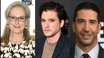 Extrapolations: Meryl Streep, Kit Harington e David Schwimmer nel cast della serie Apple Tv+