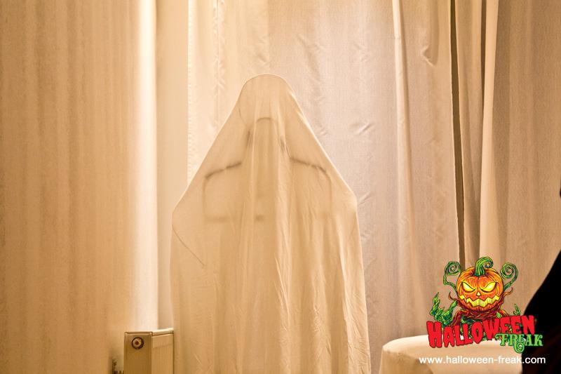 Halloween Fenster Beamer