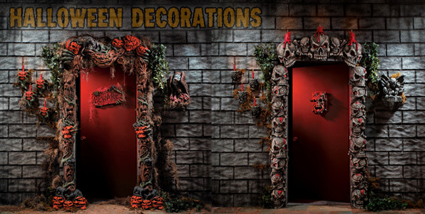 Halloween Decorations and Halloween Decorating Ideas
