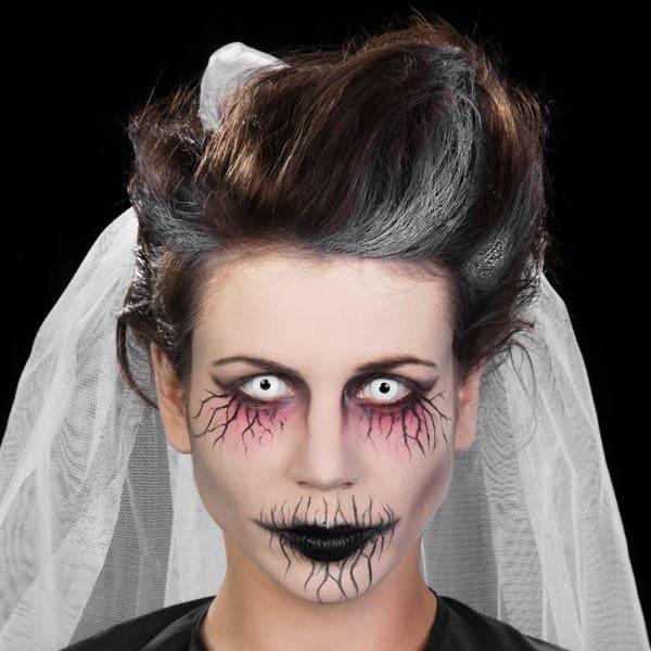 Halloween Frisuren Selber Machen Vampir – Frisuren Beliebt In