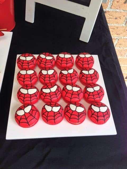 Snacks Ideas For Superhero Theme Party