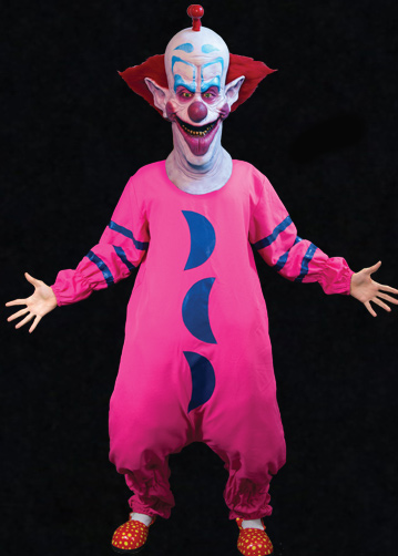 Killer Klowns from Outer Space Costume Slim