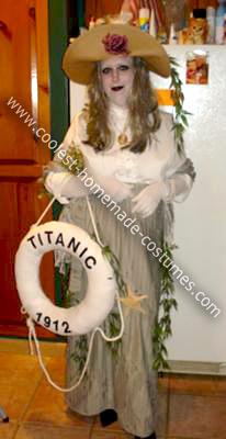Doomed Titanic Passenger