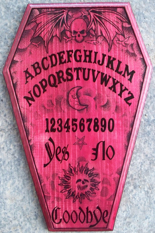 Image result for Printable Ouija Board Party Template