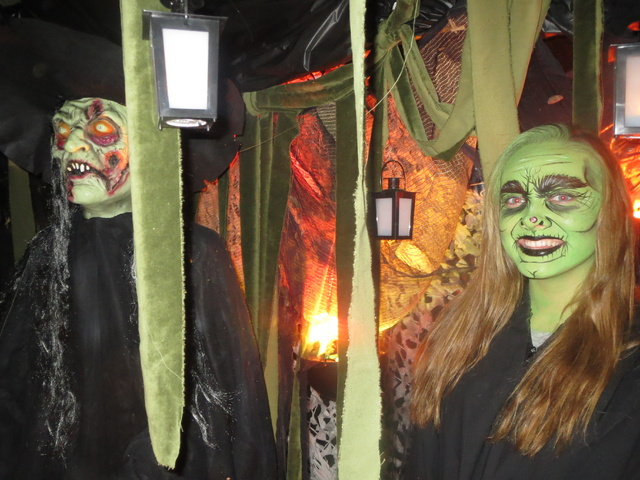 School Haunted House Pictures Are Here