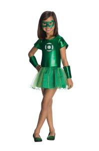 Green Lantern Costume Women