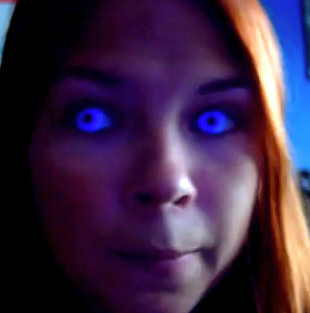 Rave Contact Lenses Give More Thrilling Effect  Halloweenonearthcom