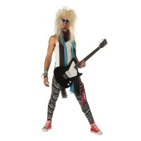 80s Hair Band Maniac Costume