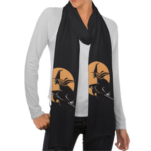 wicked witch scarf