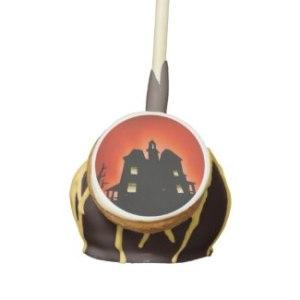 halloween cake pop