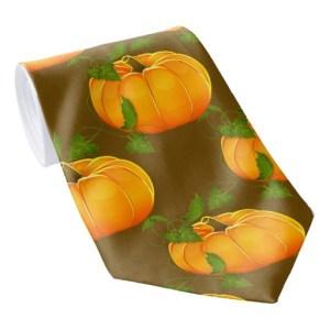 pumpkins tie