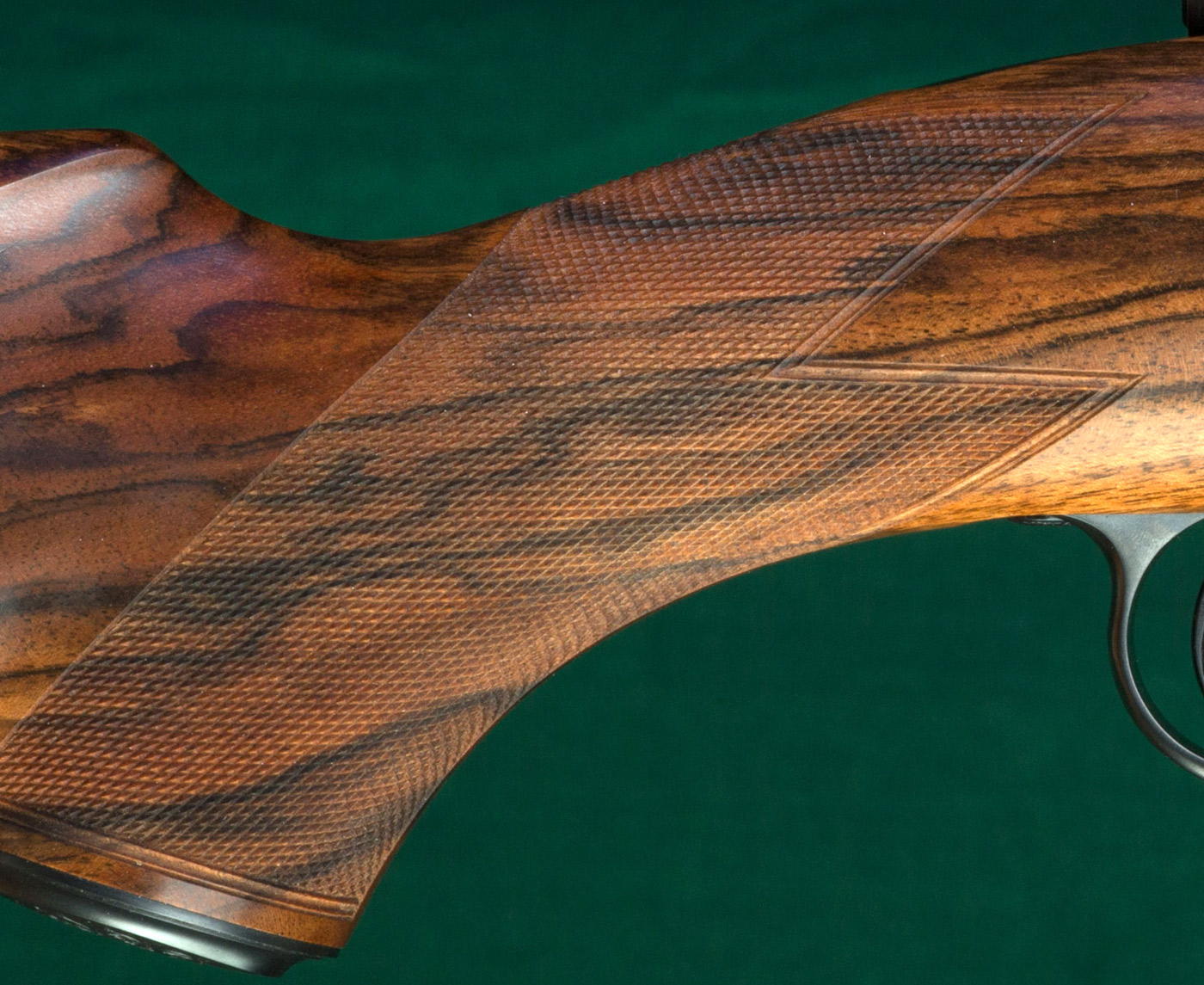 Winchester Checkering Patterns