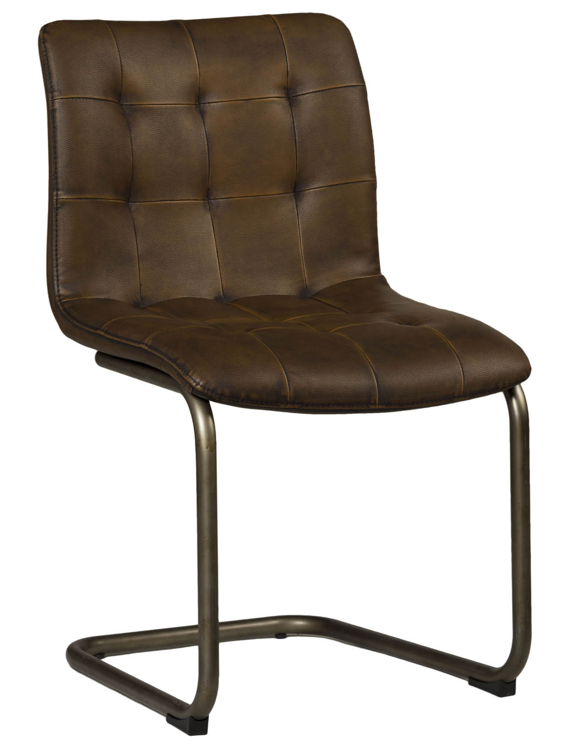 Really Comfortable Vintage  Industrial Style Dining Chair