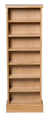Oak CD Rack - Large CD Storage Option for the Home | Hallowood