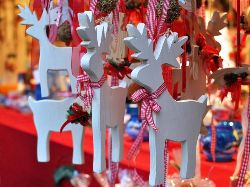 Christmas Craft Fair 16 Nov Hall Place Gardens