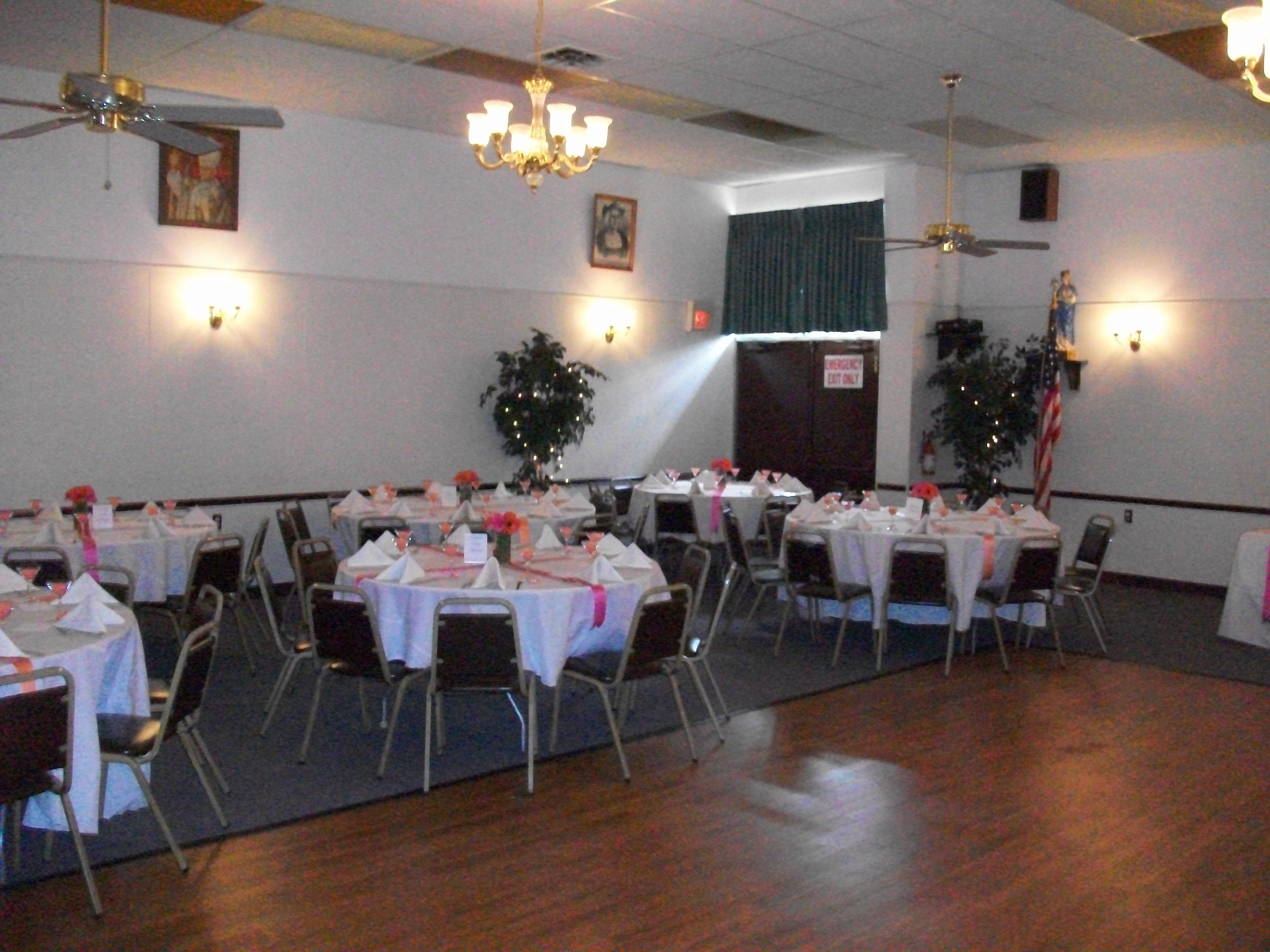 Knights of Columbus Council 1436 Hall Rentals in Delran NJ