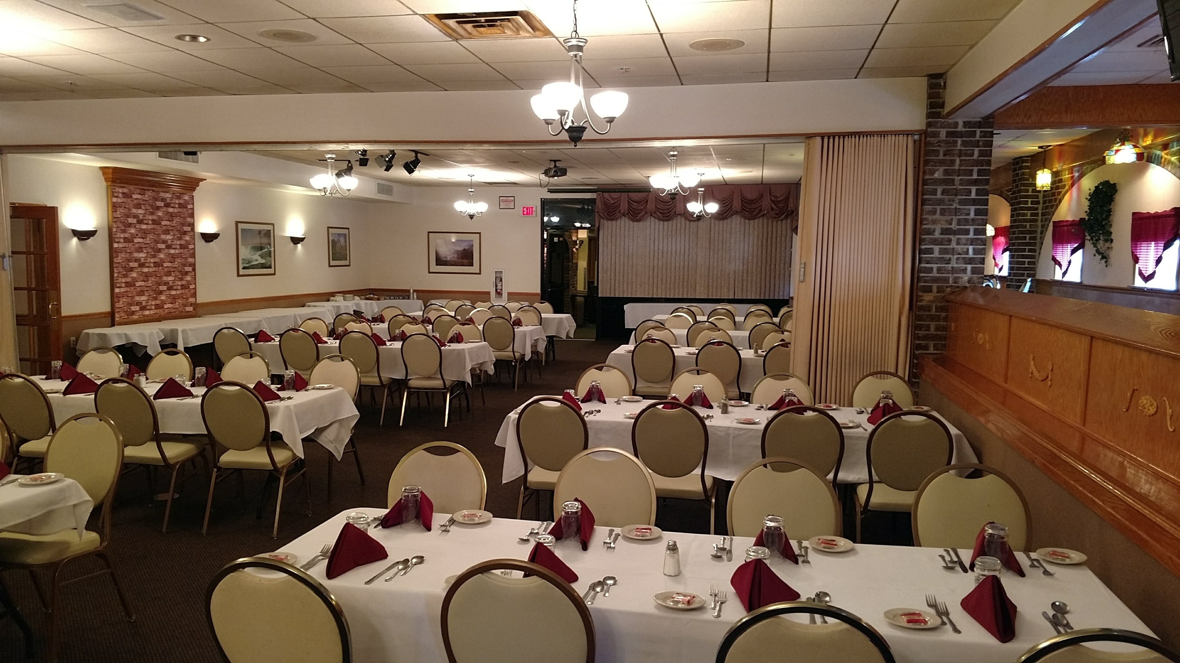 Georgines Hall Rentals in Bristol PA