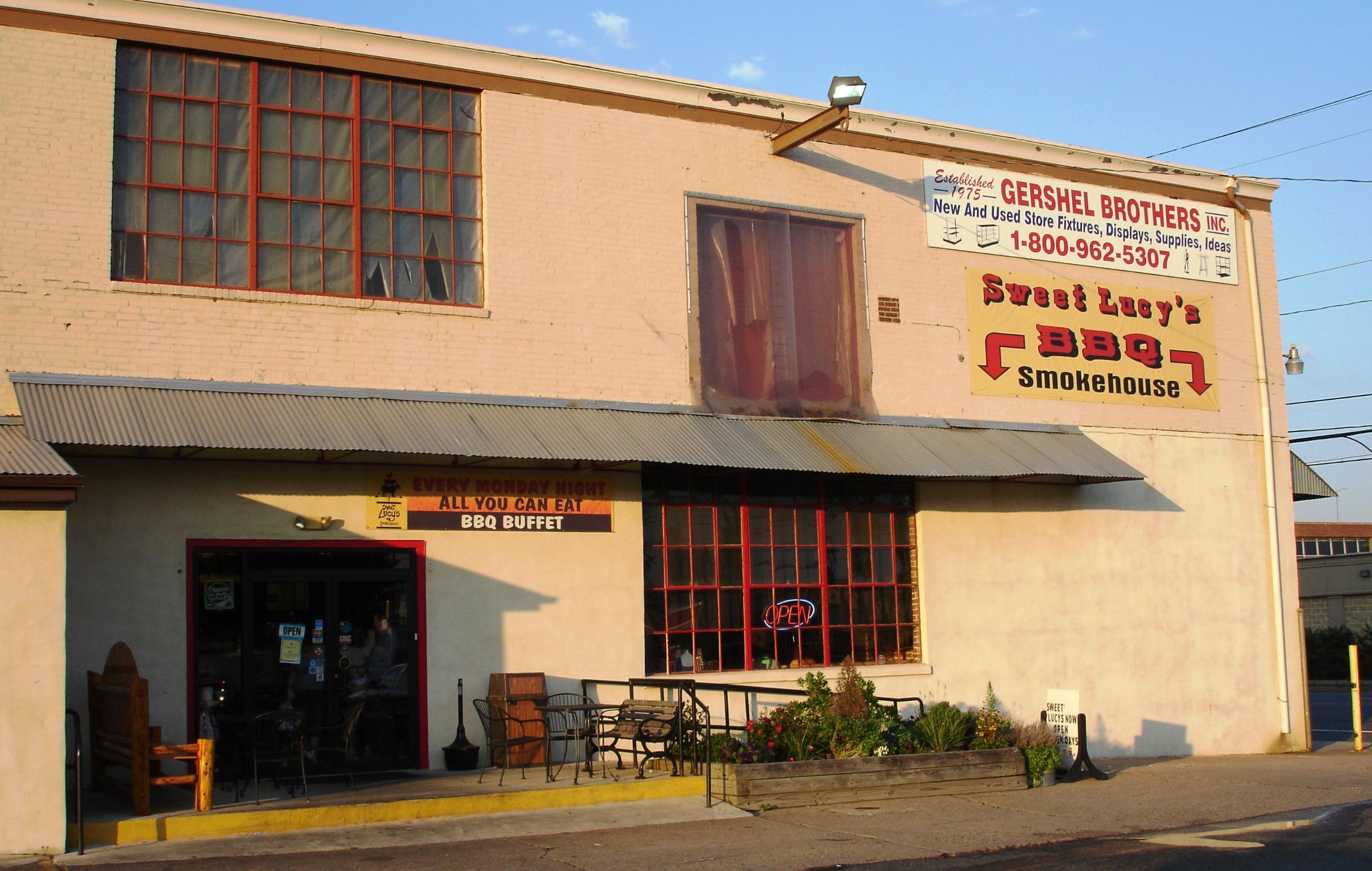 Sweet Lucys Smokehouse Hall Rentals In Philadelphia PA
