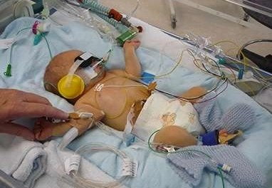 Donation Makes a Big Impact to NICU