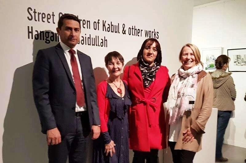 Refugee Week Art Exhibition