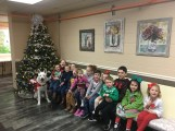 A trip to the Hardin County Nursing Home with our Homeschool Group 2019