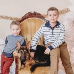 Rhett and his boys 2019