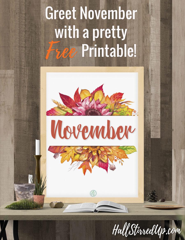 HSU-November-Free-Printable