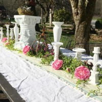 Vintage Outdoor Garden Party Decoration Ideas ~ Hallstrom Home