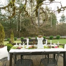 Outdoor Garden Party Decoration Ideas