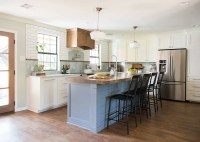 Seven Farmhouse Kitchen Designs ~ Hallstrom Home