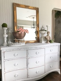 Chalk Painting Furniture Easy Hallstrom Home