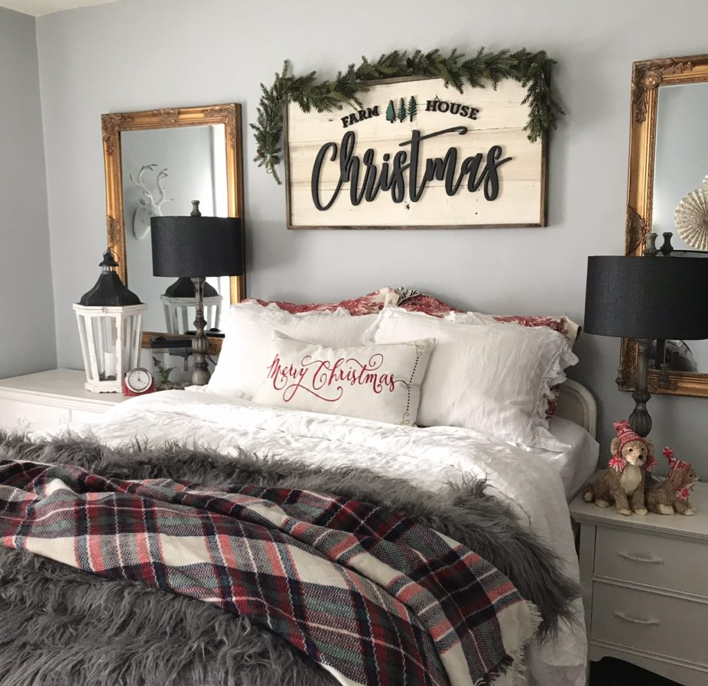 Easy Holiday Bedroom Tips Hallstrom Home