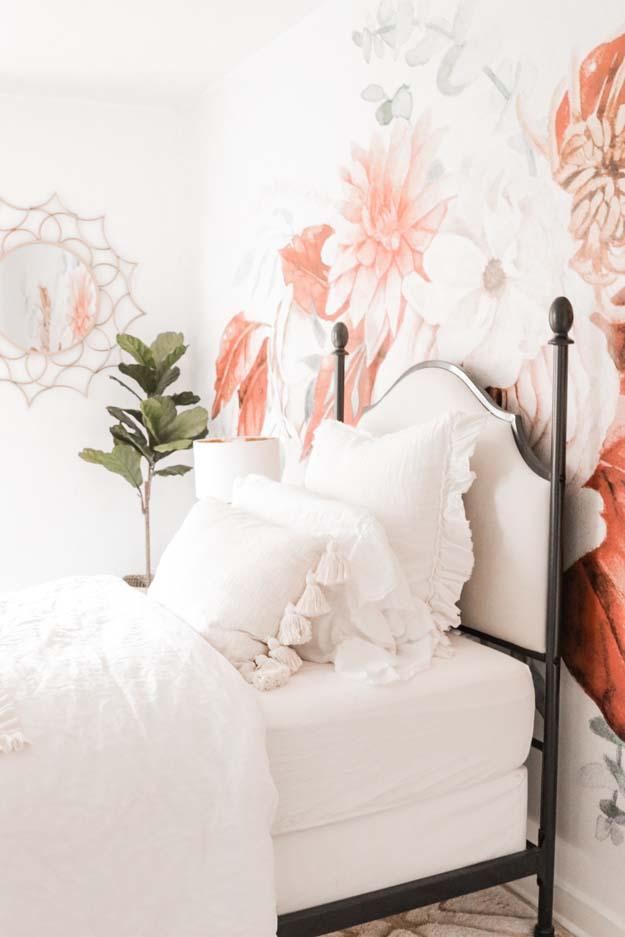Boho Teen Girl Bedroom Design Hallstrom Home