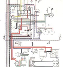 vw type 3 wiring diagrams [ 1078 x 1696 Pixel ]