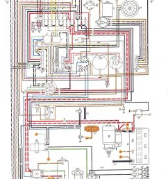vw type 3 wiring diagrams 71 vw type 3 wiring diagram [ 1026 x 1590 Pixel ]