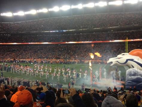 Broncos V Chiefs